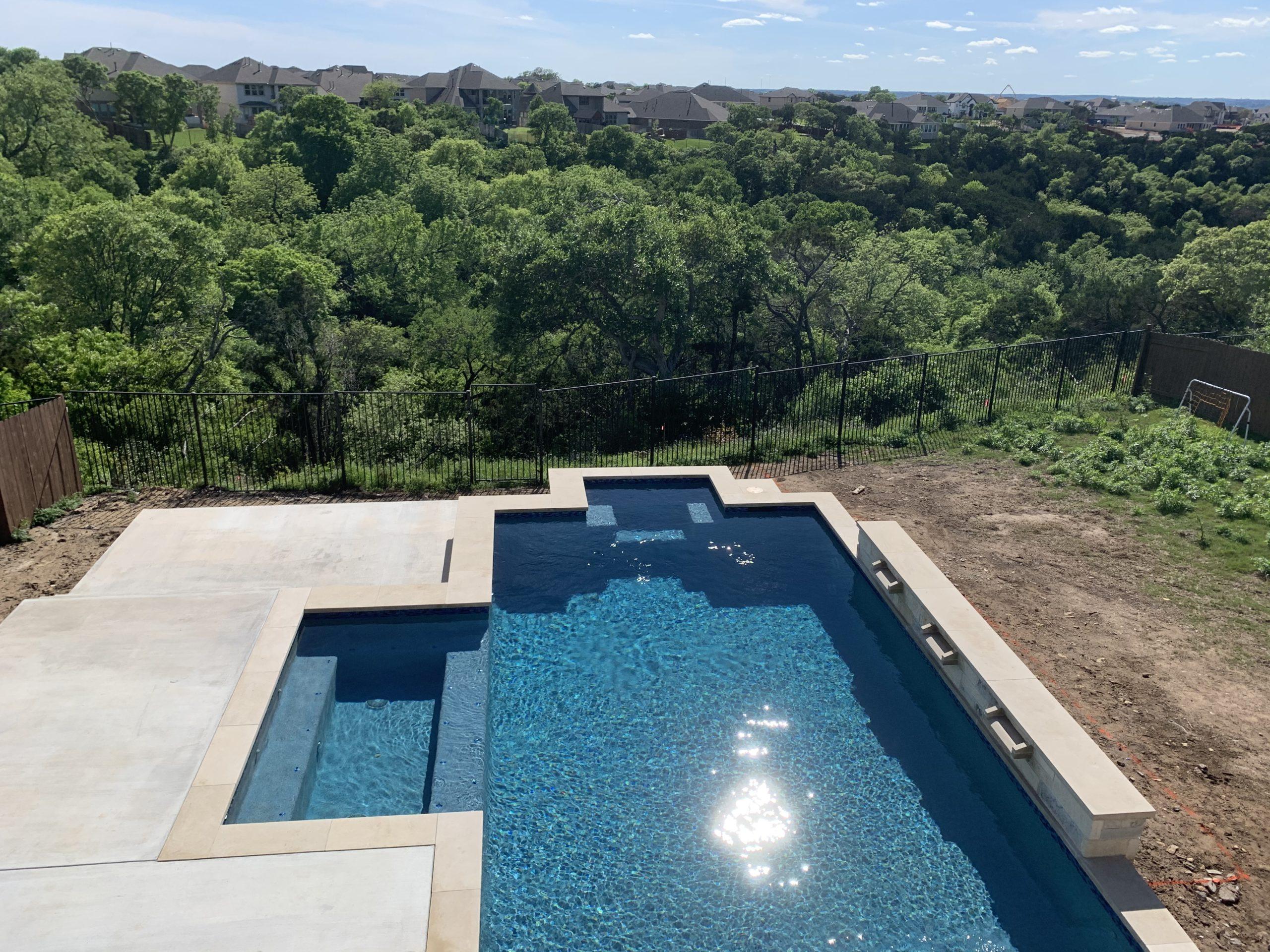 S pool